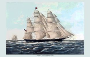 Clipper Ship - Flying Cloud